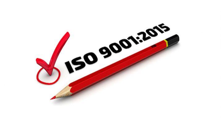 Chứng nhận HTQL ISO 9001:2015