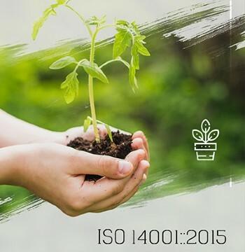 Chứng nhận HTQL ISO 14001:2015
