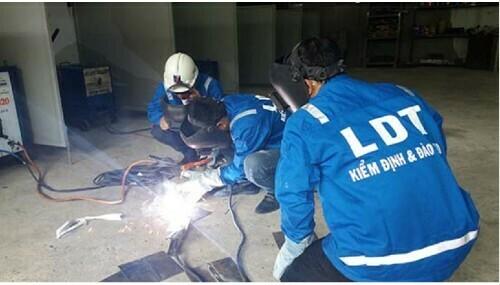 Khóa đào tạo sơ cấp nghề hàn hơi, hàn inox