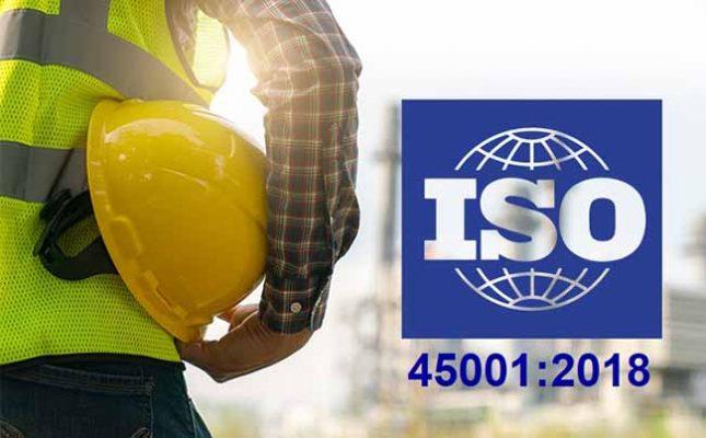 Chứng nhận hệ thống quản an toàn sức khỏe nghề nghiệp 45001