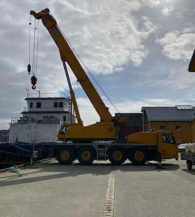 Khóa đào tạo giám sát thiết bị nâng hạ- Vũng Tàu