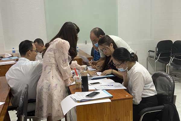 Khóa đào tạo nhận thức ISO 45001:2018 Vũng Tàu