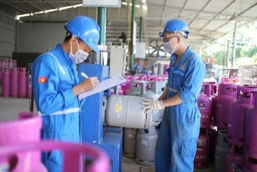 Kiểm định hệ thống nạp khí dầu mỏ hóa lỏng