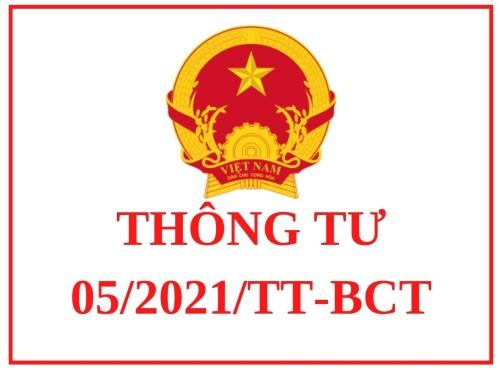 Thông tư 05/2021/TT-BCT về an toàn điện