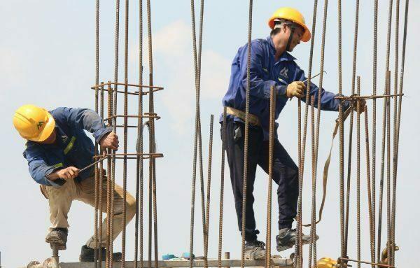 Huấn luyện an toàn lao động trong ngành xây dựng